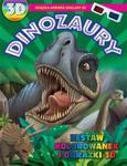 Kolorowanki 3D Dinozaury w sklepie internetowym Booknet.net.pl
