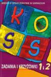 KOSS Wiedza o społeczeństwie zadania i krzyżówki część 1/2 w sklepie internetowym Booknet.net.pl
