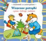 Malowanki ze zwierzątkami- Wiosenne porządki w sklepie internetowym Booknet.net.pl