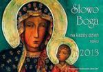 Słowo Boga na każdy dzień roku 2013 (Matka Boża) w sklepie internetowym Booknet.net.pl