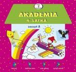 Akademia 4-latka zeszyt A w sklepie internetowym Booknet.net.pl