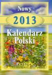 Kalendarz 2013 KL 5 Nowy Kalendarz Polski w sklepie internetowym Booknet.net.pl