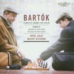 Bartok: Complete Works For Violin Volume 2 w sklepie internetowym Booknet.net.pl