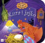 Wierszyki dla najmłodszych- Kura i jajko w sklepie internetowym Booknet.net.pl