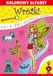 Kolorowy alfabet Wróżki w sklepie internetowym Booknet.net.pl