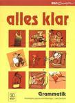 Alles klar. Gramatyka języka niemieckiego z ćwiczeniami + płyta CD w sklepie internetowym Booknet.net.pl
