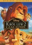 Król Lew 2 - Czas Simby w sklepie internetowym Booknet.net.pl