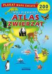 Mój pierwszy atlas zwierząt w sklepie internetowym Booknet.net.pl