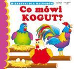 Co mówi kogut? w sklepie internetowym Booknet.net.pl