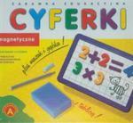 Cyferki magnetyczne z tablicą w sklepie internetowym Booknet.net.pl