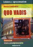 Lektura z opracowaniem. Quo vadis w sklepie internetowym Booknet.net.pl