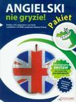 Angielski nie gryzie. (książka + CD Audio + 500 fiszek + CD z programem Aktywny Trening). Pakiet w sklepie internetowym Booknet.net.pl