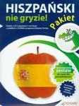 Hiszpański nie gryzie. (książka + CD Audio + 500 fiszek + CD z programem Aktywny Trening). Pakiet w sklepie internetowym Booknet.net.pl