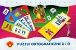 Puzzle ortograficzne u i ó w sklepie internetowym Booknet.net.pl