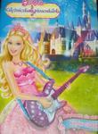 Barbie Księżniczka i piosenkarka Książeczki dla dzieci + kredki w sklepie internetowym Booknet.net.pl