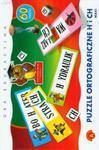 Puzzle ortograficzne h i ch maxi w sklepie internetowym Booknet.net.pl
