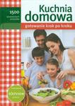 Kuchnia domowa Gotowanie krok po kroku w sklepie internetowym Booknet.net.pl
