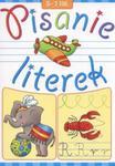 Pisanie literek 5-7 lat w sklepie internetowym Booknet.net.pl