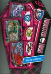 Monster High Upiornie szybka gra w sklepie internetowym Booknet.net.pl
