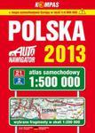 Polska Atlas samochodowy 1:500 000 w sklepie internetowym Booknet.net.pl