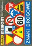 Znaki drogowe Memory Gra w sklepie internetowym Booknet.net.pl