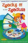 Zgaduj Zgadula Quiz w sklepie internetowym Booknet.net.pl