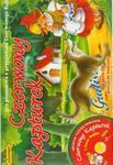 Czerwony Kapturek Gra planszowa z płytą CD w sklepie internetowym Booknet.net.pl