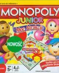 Monopoly Junior Moc atrakcji w sklepie internetowym Booknet.net.pl