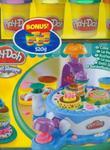Play-Doh Cukiernia + 4 tuby gratis w sklepie internetowym Booknet.net.pl
