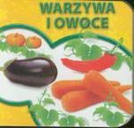 Warzywa i owoce Książeczki kartonowe w sklepie internetowym Booknet.net.pl