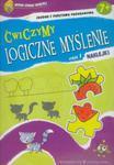Wiem coraz więcej Ćwiczymy logiczne myślenie część 1 w sklepie internetowym Booknet.net.pl