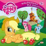 My Little pony. Malowanka dla malucha. (KL-205) w sklepie internetowym Booknet.net.pl