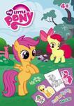 My Little Pony. Kolorowanka i naklejki (DPN-201) w sklepie internetowym Booknet.net.pl
