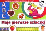 MOJE PIERWSZE SZKLACZKI AKAD. PRZED.3-6 LAT BR 9788377743447 w sklepie internetowym Booknet.net.pl