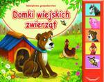 Domki wiejskich zwierząt. Dźwiękowe gospodarstwo w sklepie internetowym Booknet.net.pl
