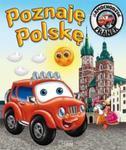 SAMOCHODZIK FRANEK - POZNAJĘ POLSKĘ SBM w sklepie internetowym Booknet.net.pl