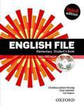 English File Elementary - Student's book (+ DVD) w sklepie internetowym Booknet.net.pl
