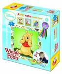Puzzle baby 4 disney winnie the pooh +mazaki w sklepie internetowym Booknet.net.pl