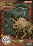 Triceratops szkielet w sklepie internetowym Booknet.net.pl