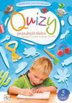 Akademia przedszkolaka Quizy przedszkolaka cz. 3 w sklepie internetowym Booknet.net.pl