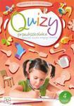 Akademia przedszkolaka Quizy przedszkolaka część 4 w sklepie internetowym Booknet.net.pl