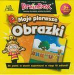 Brainbox Moje pierwsze obrazki w sklepie internetowym Booknet.net.pl
