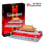 Puzzle 3d budowla tiananmen w sklepie internetowym Booknet.net.pl