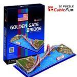 Puzzle 3D Golden Gate Bridge w sklepie internetowym Booknet.net.pl