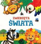 ZWIERZĘTA ŚWIATA MODELINKI/KARTON/ WILGA 9788325905972 w sklepie internetowym Booknet.net.pl