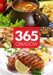 365 obiadów. Domowe dania na każdy dzień roku w sklepie internetowym Booknet.net.pl