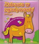 Zabawa w zgadywanki Zwierzęta w sklepie internetowym Booknet.net.pl