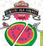 Koloruję owoce. Obrazki dla małych. w sklepie internetowym Booknet.net.pl