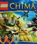 Lego Legends of Chima Szybowiec Razara w sklepie internetowym Booknet.net.pl