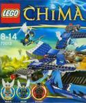 Lego Legends of Chima Orzeł-napastnik Equili w sklepie internetowym Booknet.net.pl